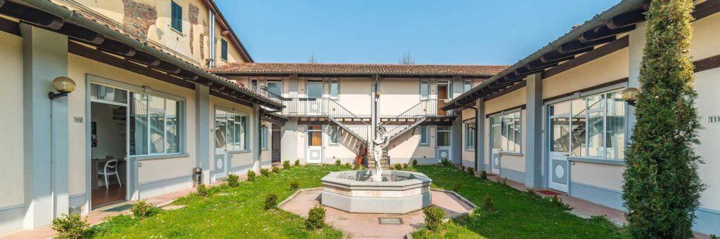 Le Residenze del Tenore - realizzazione siti web e servizio fotografico aziendale e Romano di Lombardia