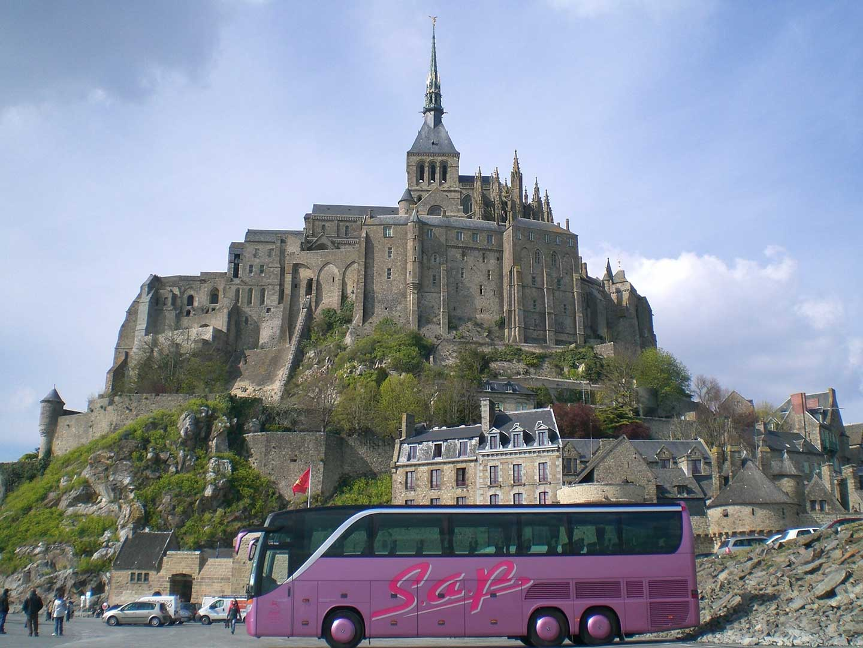 SAP Viaggi - noleggio autobus tour organizzati
